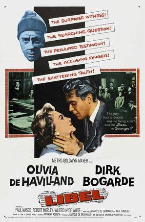 Libel - Movie Poster (thumbnail)