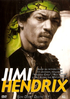 Jimi Hendrix at the Isle of Wight - Movie Cover (thumbnail)