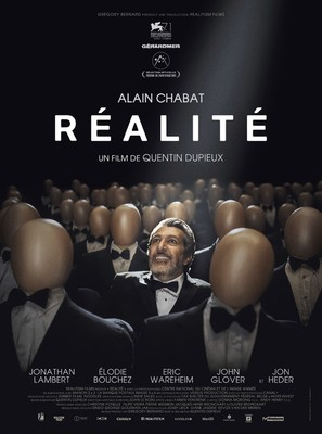 Réalité - French Movie Poster (thumbnail)