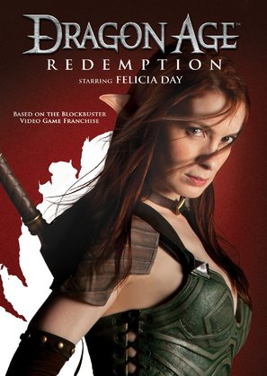 """Dragon Age: Redemption"" - DVD movie cover (thumbnail)"