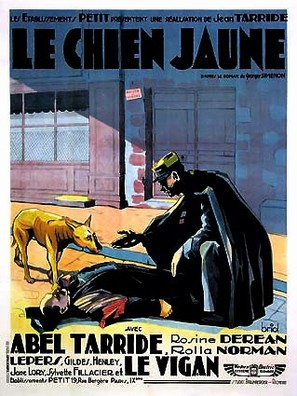 Chien jaune, Le - French Movie Poster (thumbnail)