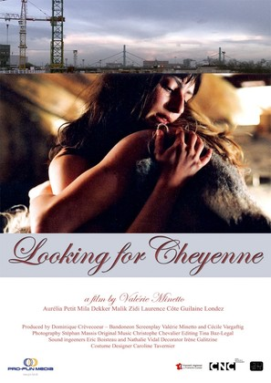 Oublier Cheyenne - Movie Poster (thumbnail)
