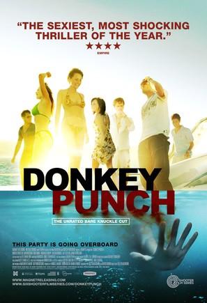 Donkey Punch - Movie Poster (thumbnail)