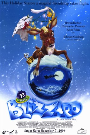Blizzard - Canadian Movie Poster (thumbnail)