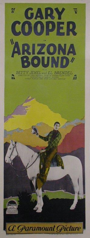 Arizona Bound - Movie Poster (thumbnail)