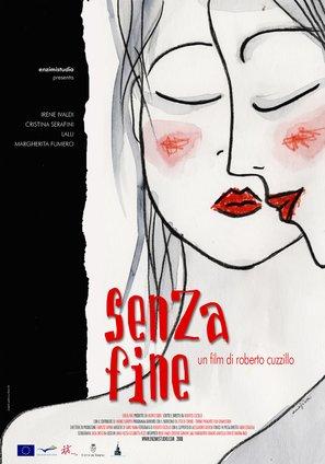 Senza fine - Italian Movie Poster (thumbnail)