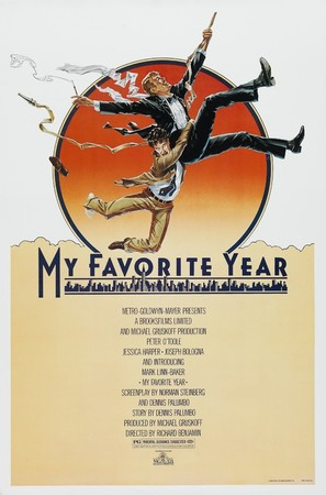 My Favorite Year - Movie Poster (thumbnail)