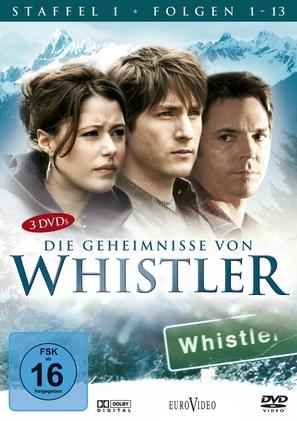 """Whistler"" - German DVD movie cover (thumbnail)"