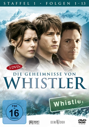 """Whistler"" - German Movie Cover (thumbnail)"