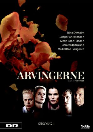 """Arvingerne"" - Swedish Movie Cover (thumbnail)"