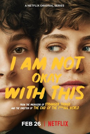 """""""I Am Not Okay with This"""" - Movie Poster (thumbnail)"""