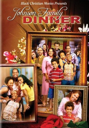 Johnson Family Dinner - DVD cover (thumbnail)