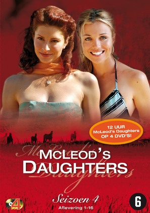 """McLeod's Daughters"" - Belgian DVD movie cover (thumbnail)"