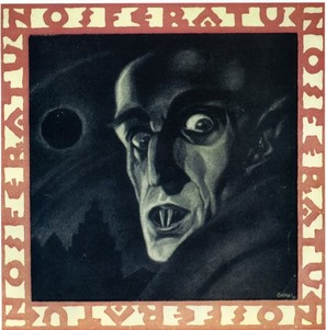 Nosferatu, eine Symphonie des Grauens - German Movie Poster (thumbnail)
