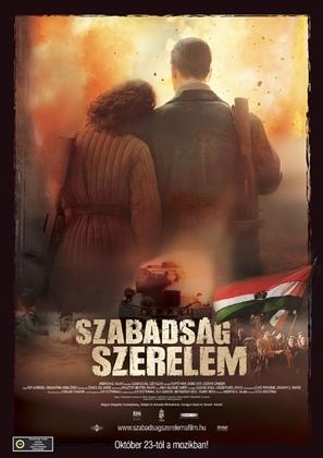 Szabadság, szerelem - Hungarian poster (thumbnail)