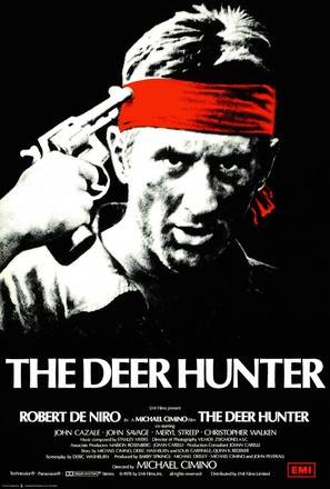 The Deer Hunter - British Movie Poster (thumbnail)