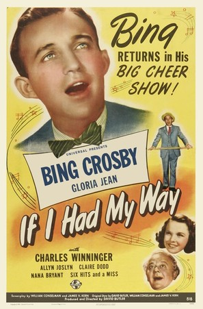 If I Had My Way - Movie Poster (thumbnail)