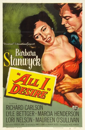 All I Desire - Movie Poster (thumbnail)