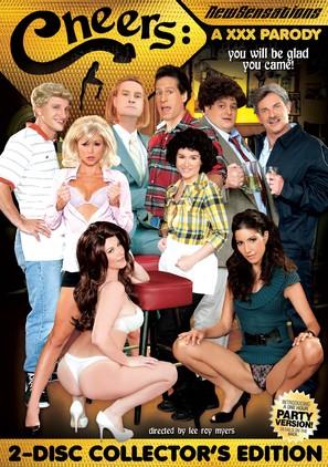 Cheers: A XXX Parody - DVD movie cover (thumbnail)