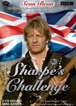 Sharpe's Challenge - British Movie Cover (thumbnail)