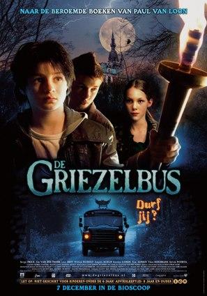 De griezelbus - Dutch Movie Poster (thumbnail)