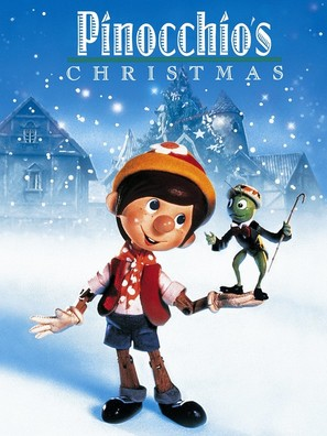 Pinocchio's Christmas - Movie Cover (thumbnail)