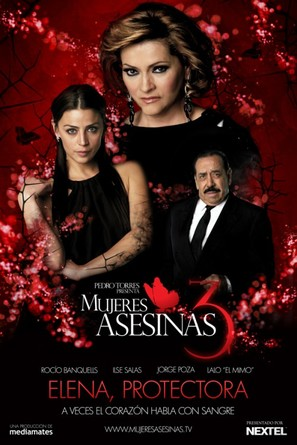 """Mujeres Asesinas 3"" - Mexican Movie Poster (thumbnail)"
