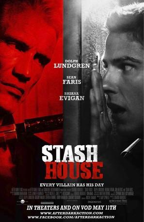 Stash House - Movie Poster (thumbnail)