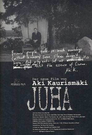 Juha - German Movie Poster (thumbnail)