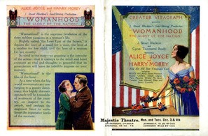Womanhood, the Glory of the Nation - Movie Poster (thumbnail)