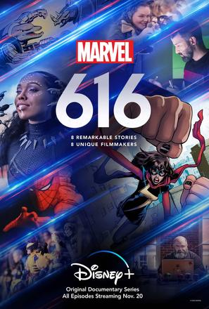 """Marvel's 616"" - Movie Poster (thumbnail)"