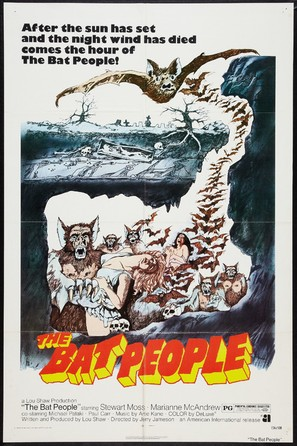 The Bat People - Movie Poster (thumbnail)