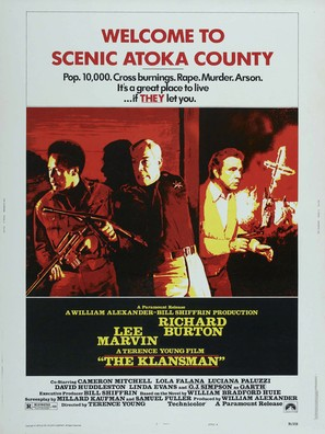 The Klansman - Movie Poster (thumbnail)