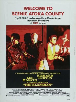 The Klansman - Movie Poster (thumbnail)