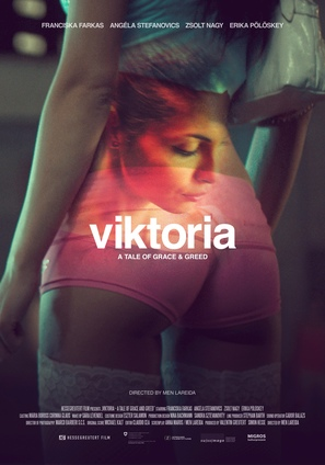 Viktoria: A Tale of Grace and Greed - Swiss Movie Poster (thumbnail)
