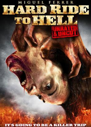 Hard Ride to Hell - Movie Cover (thumbnail)