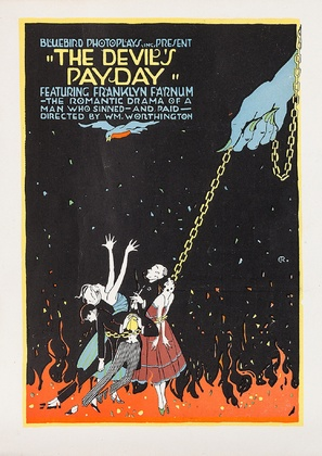 The Devil's Pay Day - poster (thumbnail)