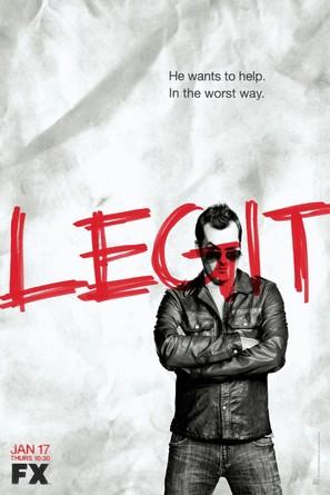 """Legit"" - Movie Poster (thumbnail)"