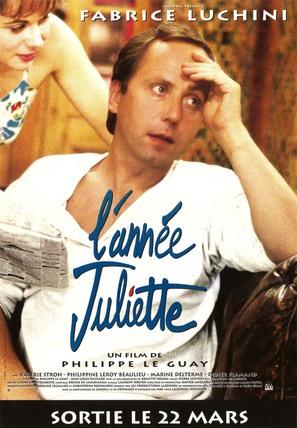 Année Juliette, L' - French Movie Poster (thumbnail)