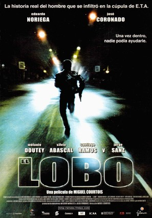 Lobo, El - Spanish Movie Poster (thumbnail)
