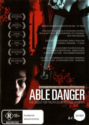 Able Danger - Australian Movie Cover (thumbnail)