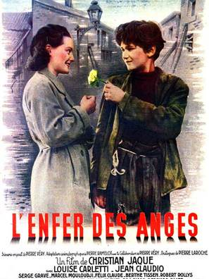 Enfer des anges, L'