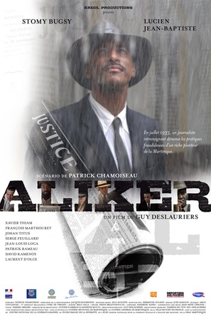 Aliker - French Movie Poster (thumbnail)
