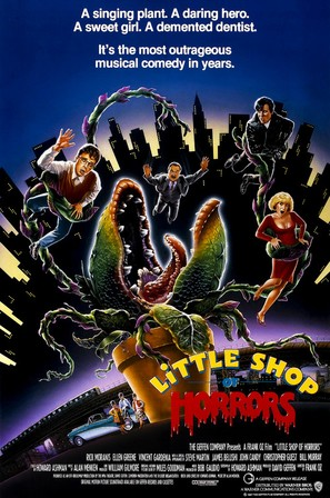 Little Shop of Horrors - Advance movie poster (thumbnail)