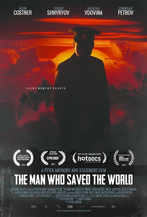 The Man Who Saved the World - Danish Movie Poster (thumbnail)