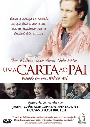 A Letter to Dad - Brazilian Movie Cover (thumbnail)