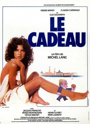 Le cadeau - French Movie Poster (thumbnail)