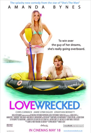 Lovewrecked - British Movie Poster (thumbnail)