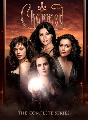 """""""Charmed"""" - DVD movie cover (thumbnail)"""