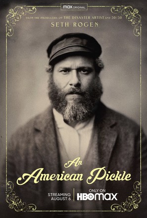 An American Pickle - Movie Poster (thumbnail)